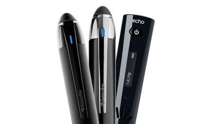 Three smartpens