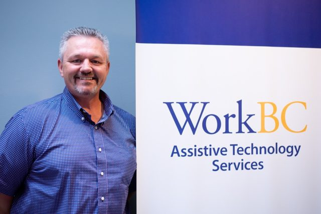 This all-inclusive assistive technology program is helping B.C. workers overcome barriers in the workplace